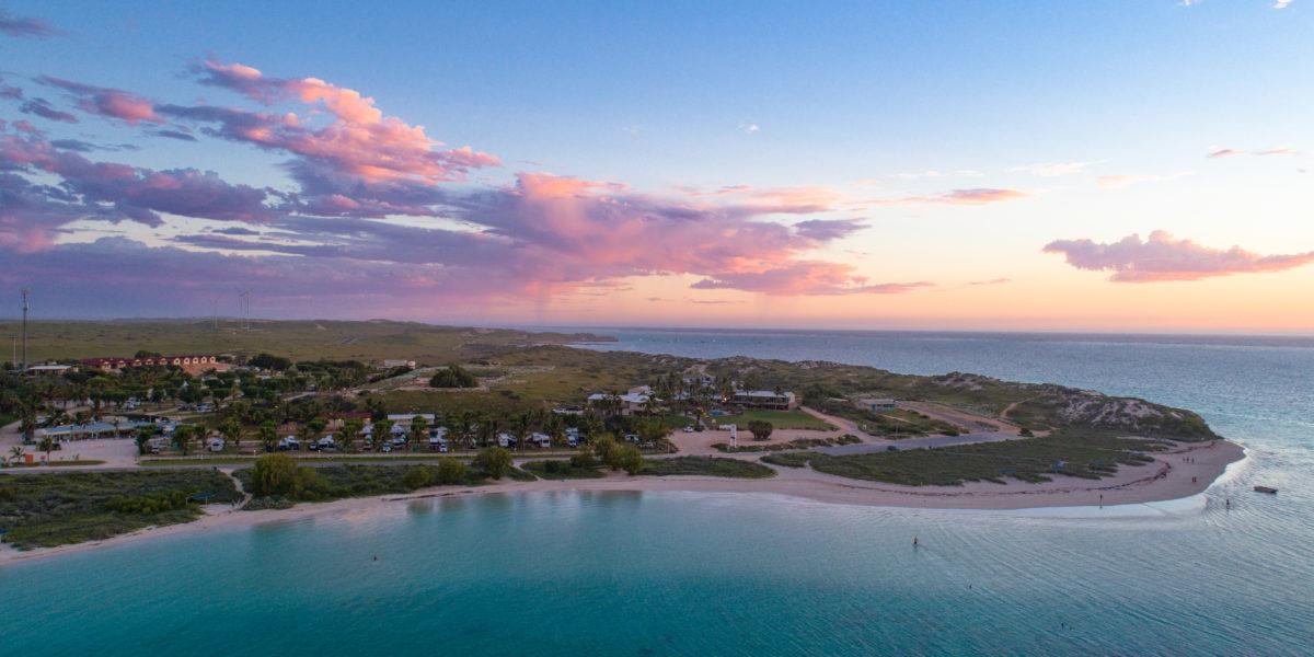 Best Villa in Australia - Reservations & Bookings - Peoples Park Coral Bay - Top Villas & Caravan Park in Australia