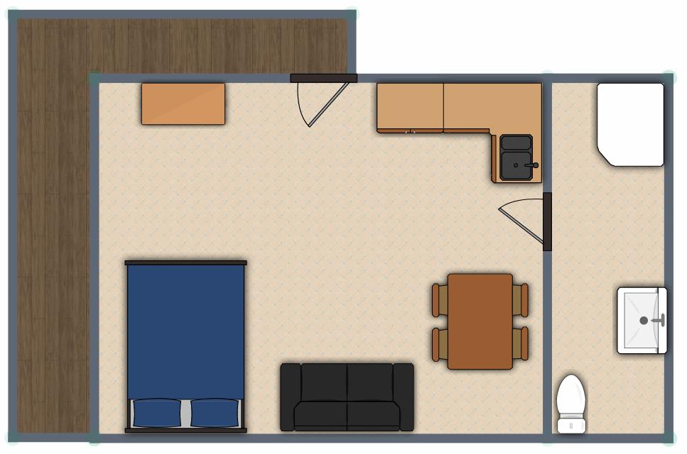 Studio Villa