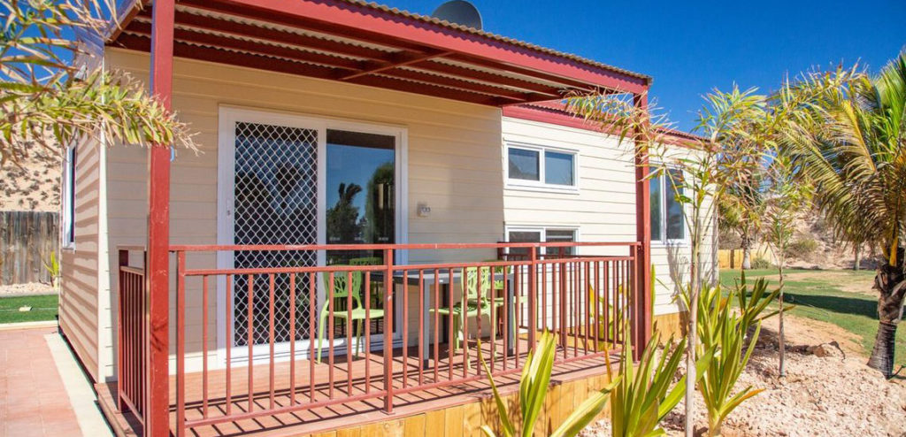 Two New Ocean Front Cabins Now On Offer